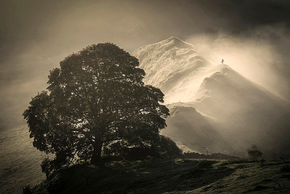 Adult Living the view - Winner Martin Birks - Chrome Hill, Peak District, Derbyshire, England