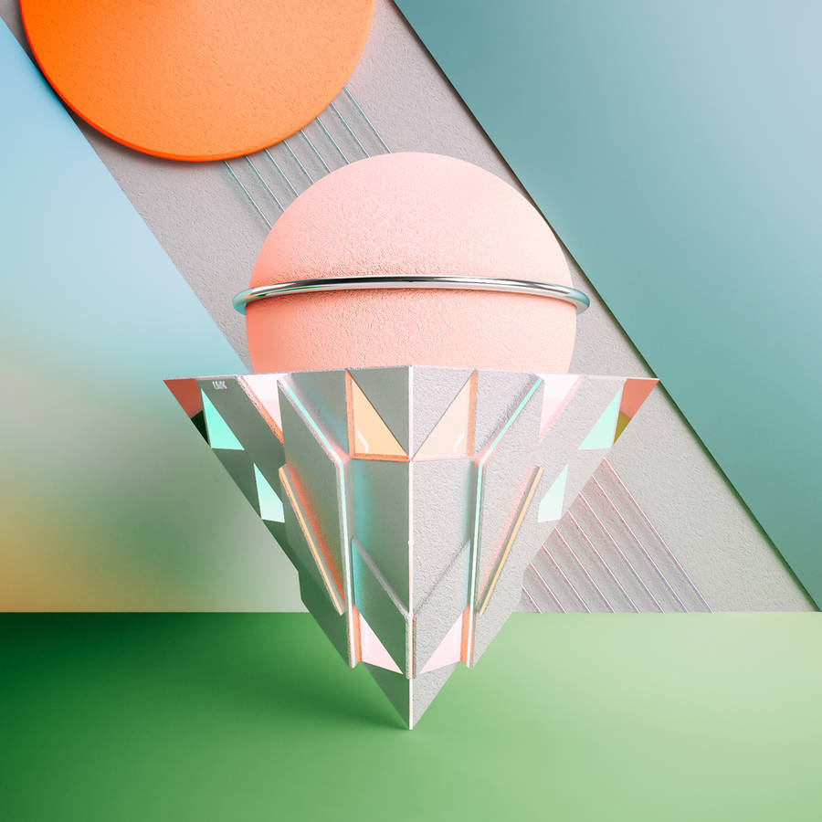 aesthetic-colorful-geometric-3d-structures-1-900x900