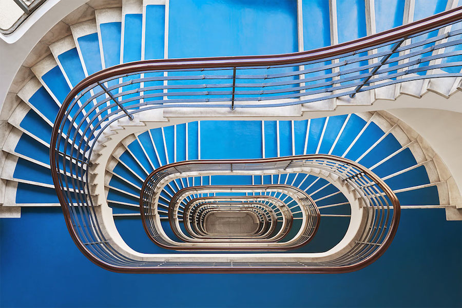spiral-and-geometric-staircases-shot-from-above-2