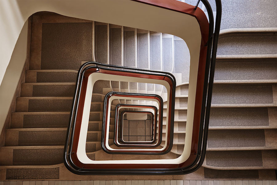 spiral-and-geometric-staircases-shot-from-above-5