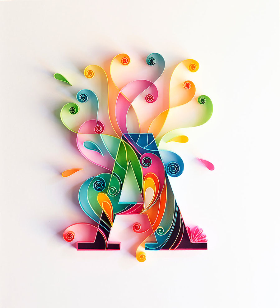 creative-and-multicolored-paper-typography-by-sabeena-karnik-2
