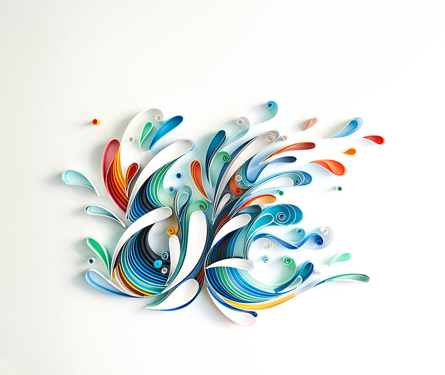 creative-and-multicolored-paper-typography-by-sabeena-karnik-3