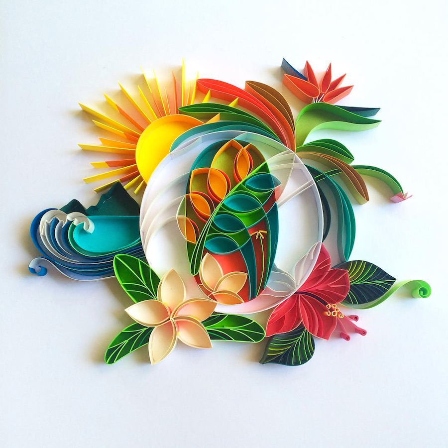 creative-and-multicolored-paper-typography-by-sabeena-karnik-6